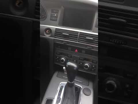 Audi a6 4f mmi und mmi bedienfeld gehen nicht radio und for Audi a6 breite mit spiegel