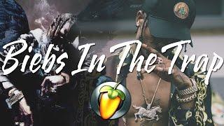 Travis Scott ft. Nav Biebs In The Trap (BITTSM Instrumental Remake FL Studio)