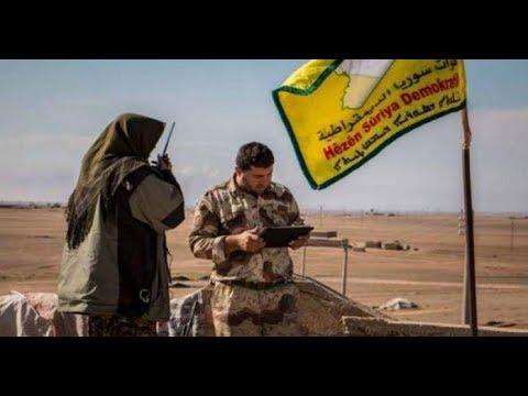 اتصال هاتفي: سوريا الديمقراطية تواصل تقدمها في أخر بؤرة لداعش بدير الزور