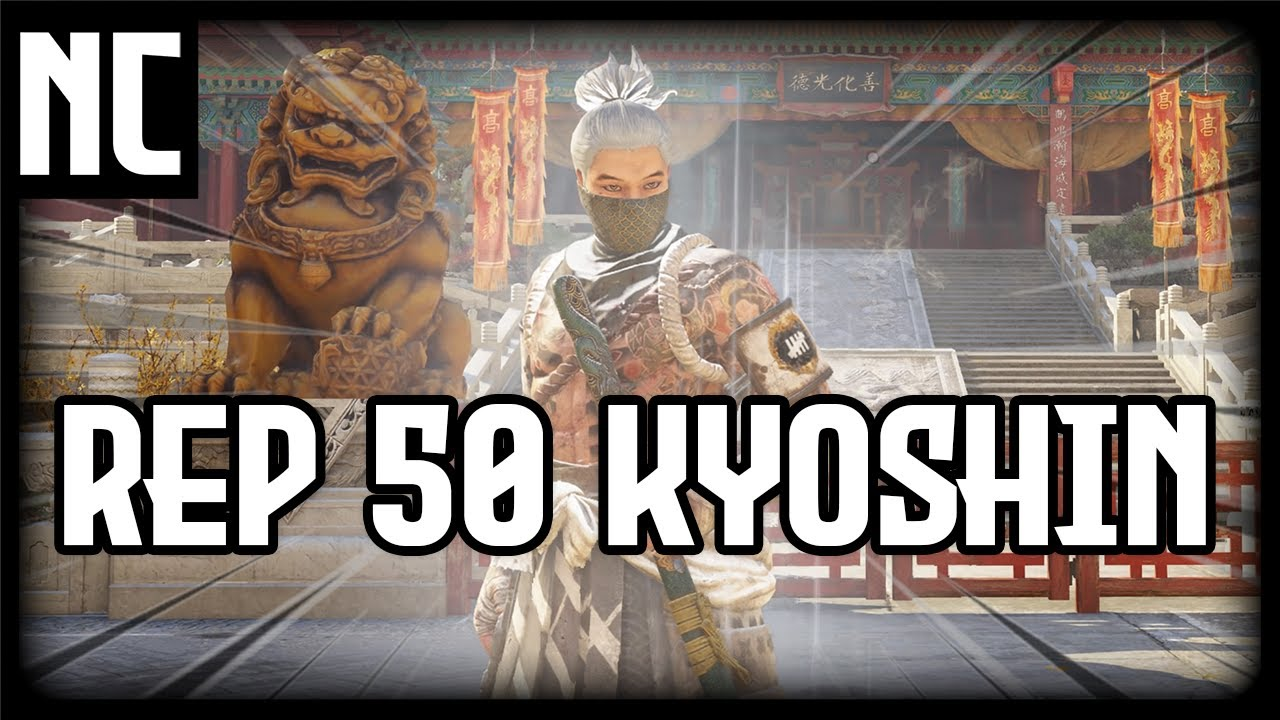 Rep 50 Kyoshin Montage - For Honor [ Road to Rep 70 Kyoshin EP. 8 ]