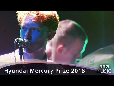 King Krule - Dum Surfer (Hyundai Mercury Prize 2018)