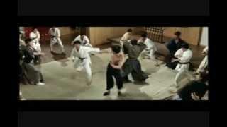 Dragon Feet (Bruce Lee Hype video ~ The Last Dragon)