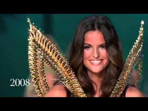 Izabel Goulart Victoria's Secret Fashion  Compilation 20052015