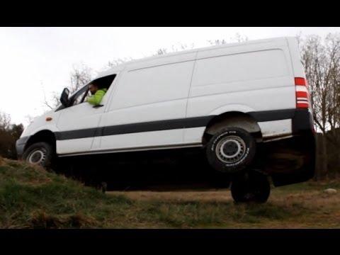 sprinter 4x4 311 cdi test offroad allrad iglhaut low range. Black Bedroom Furniture Sets. Home Design Ideas