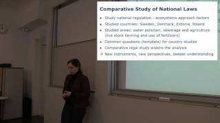 Legal Approaches to Controlling Emissions of Nutrients in the Baltic Sea Region