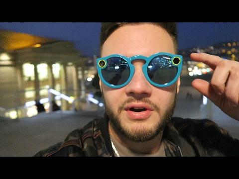 Die Snapchat Brille | zu deutsch für Kontrollen | inscopelifestyle