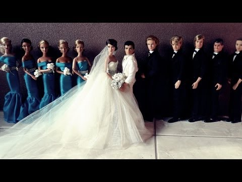 Thumbnail: Barbie and Ken Wedding Day Video
