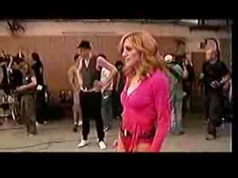 Madonna -Making of Hung Up  October 2005 Part1