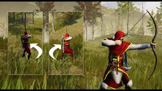 Unreal Bow and Arrow - Turn With animations - UE4 Tutorials #171