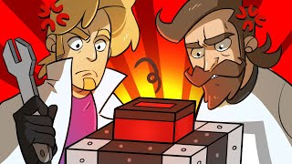 Minecraft All The Mods Remix! Something has gone wrong here and it'...
