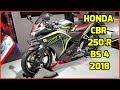 Honda CBR 250 R 2018 BS 4 Bike Launched   Honda CBR 250 r Specifications   CBR 250 R