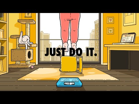 JUST DO IT. Again//Просто пойди и сделай. Снова