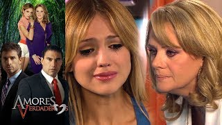 Amores Verdaderos: ¡Victoria descubre la mentira de Nikki! | Escena - C26 | Tlnovelas