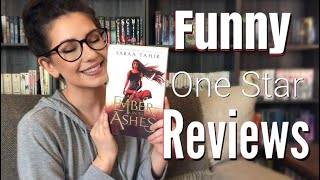 Funny One Star Reviews: An Ember in the Ashes