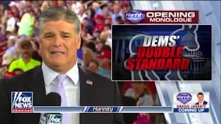 Hannity: Booker, Ellison Show Dems' 'Hypocrisy, Double Standard' on Kavanaugh Allegation