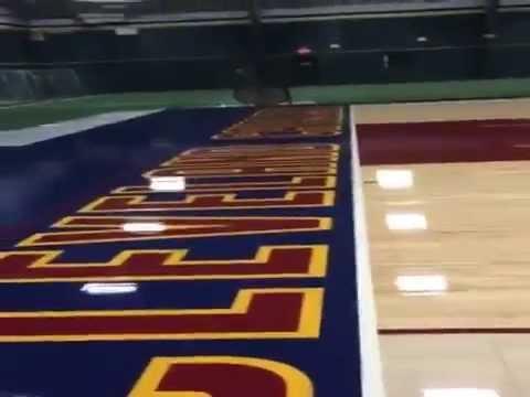 New Cavs Floor Youtube