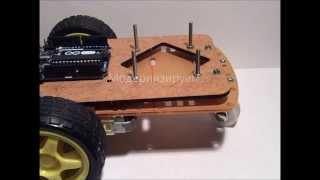 робототехника arduino робот своими руками манипулятор на шасс
