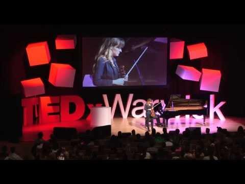 Striking a chord: Nicola Benedetti at TEDxWarwick 2014
