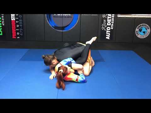 Block Six - Youth and Teen Curriculum - Beginner Grappling Requirements