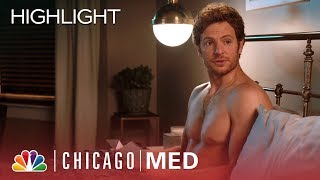 Will Keeps a Secret from Natalie - Chicago Med (Episode Highlight)