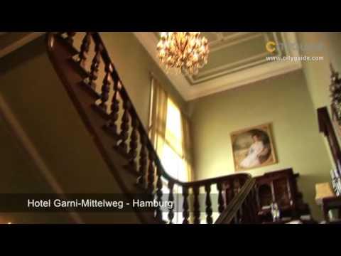 Hotel Garni Mittelweg, Hamburg; Charmantes Hotel Im ...