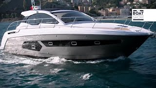 [ITA] AZIMUT Atlantis 43 - Review - The Boat Show