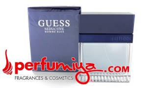 Seductive Blue for men by Guess from Perfumiya