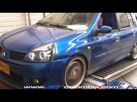 :: 3er Dyno Day ST :: Renault Clio 1.4 16V