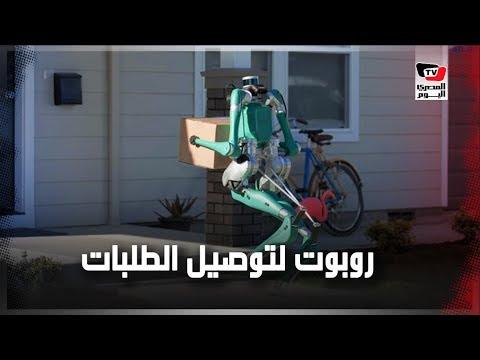 مستقبل آلاف الموظفين في مهب الريح.. روبوت لتوصيل الطلبات يبدأ العمل  - نشر قبل 24 ساعة
