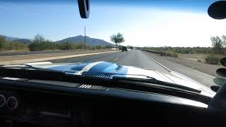 1965 Shelby Mustang GT350 R Clone Racer - Freeway Drive Video