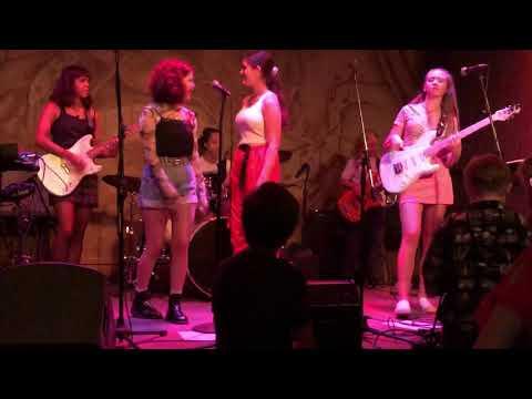 The Regrettes- Hey Now- School Of Rock Oak Park, IL