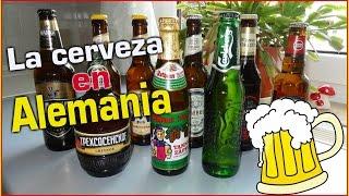La cerveza en Alemania - Probando cervezas de diferentes países