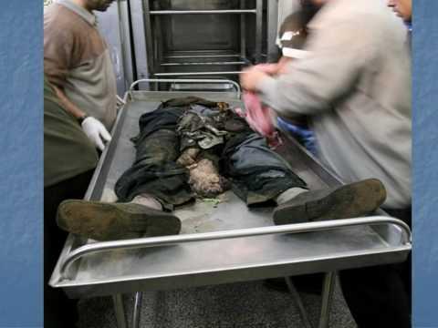 Part I & II, OCL, Israeli Attack on Gaza, Beit-Lahia using Phosphorous, Rev.20, HD, 2008 to 2009