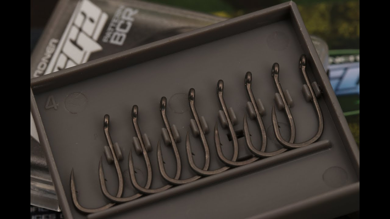 Gardner Tackle NEW Beaked Chod Rigga Barbless BCR Hooks Carp Rig Rigger Fishing