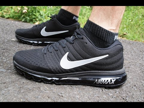 16a53f2f1bf34 Nike Air Max 2017 Running Review + Rainy Surprise - Популярные ...
