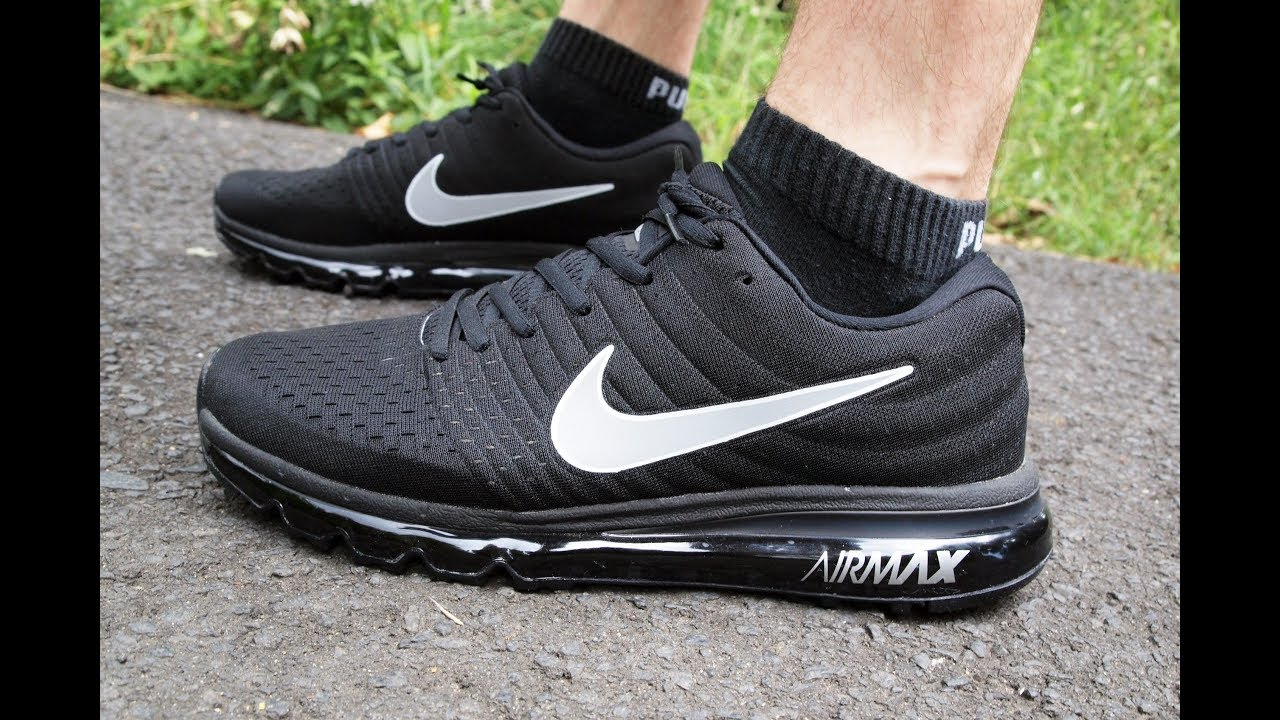 Air Max Running Nike Air Max 2017 Running Review Rainy Surprise