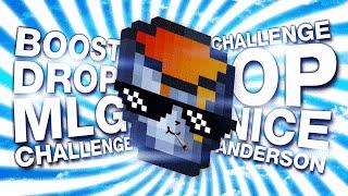 MLG LAVA BUCKET CHALLENGE