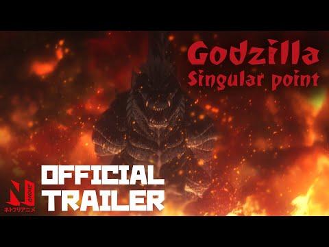 Godzilla Singular Point | Official Trailer | Netflix Anime