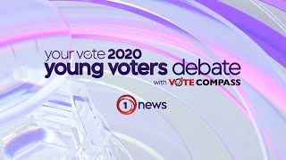 Your Vote 2020: Young Voters' debate