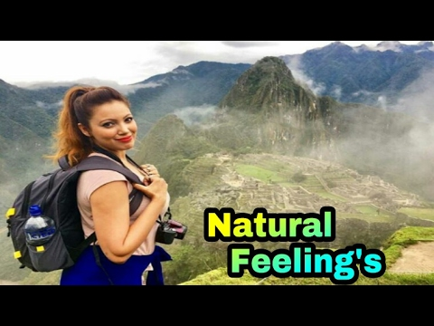 TMKOC Actress Babita Latest Enjoy Nature at Peru,South America