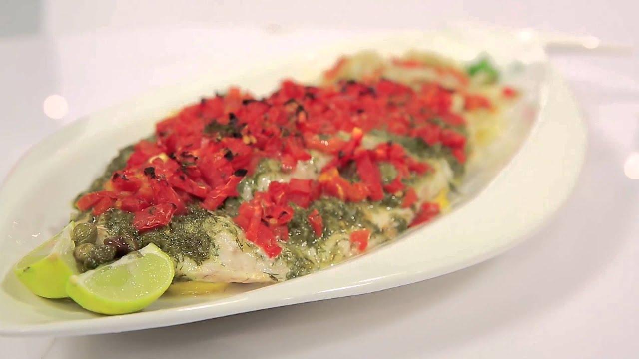 فيليه السمك الابيض - كفتة السمك بالبطاطس : طبخة ونص حلقة كاملة