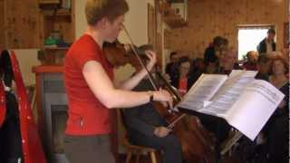 Isabelle Faust & Mario Brunello - Kodaly duo for Violin & Cello Op.7