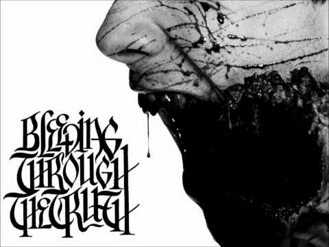 Bleeding Through - Line in the Sand [HQ]