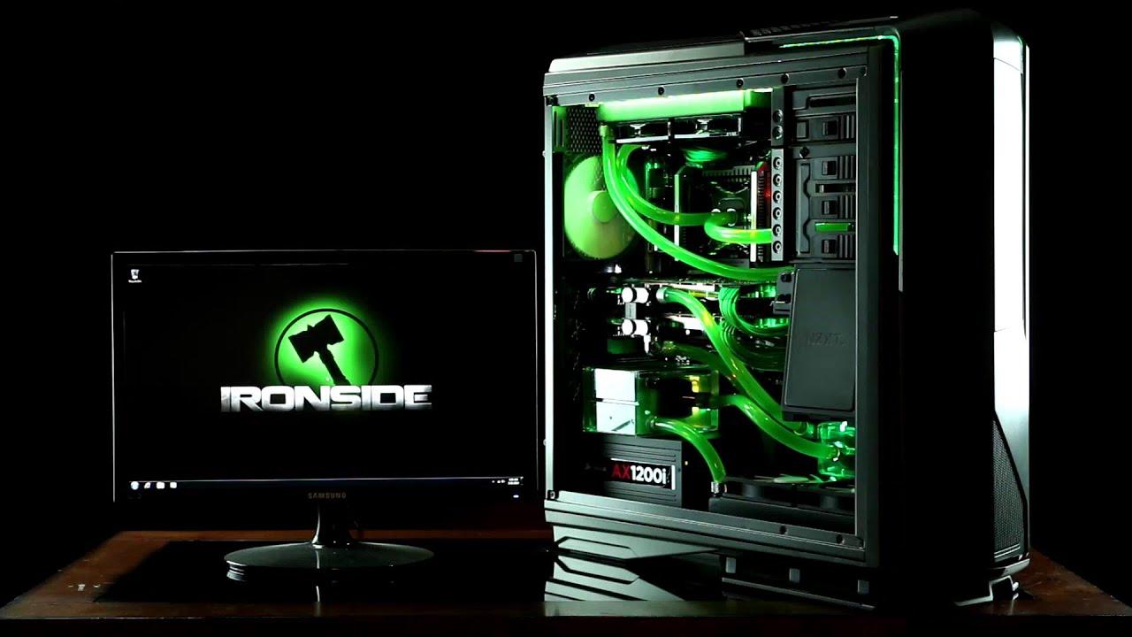Ironside Computers Video Demonstration Order 814287