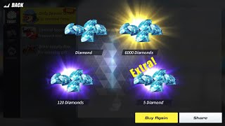 10000 DIAMONDS!!! ALL UNLOCKED! IS NOT A GIVEAWAY VIDEO!