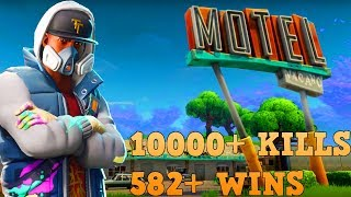 582+ WINS | 10000+ KILLS | PRO PLAYER [PS4] | VBUCKS GIVEAWAY! | FORTNITE BATTLE ROYALE