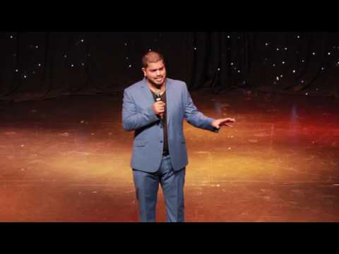 Comedian Masood Boomgaard- Why We Should Legalise Marijuana