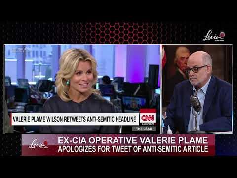 Valerie Plame Let Off The Hook By CNN