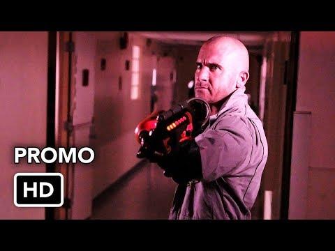 "DC's Legends of Tomorrow 3x03 Promo ""Zari"" (HD) Season 3 Episode 3 Promo"