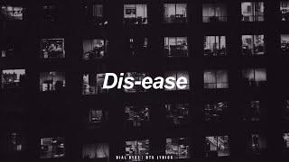 Dis-ease | BTS (방탄소년단) English Lyrics